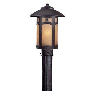 Beacon Rhodes Outdoor 1-Light Lantern Head by Great Outdoors by Minka