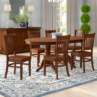 Rockdale 9 Piece Dining Set by DarHome Co Top Reviews