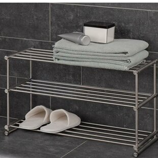 AGM Home Store Floor Free-Standing Towel Rack
