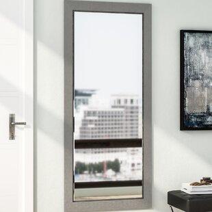 Buying Silver Wood Beveled Wall Mirror ByWade Logan