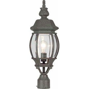 Outdoor 1-Light Lantern Head by Volume Lighting