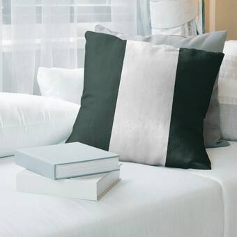 Eastern Accents Sanibel Nautical Knots Linen Throw Pillow Wayfair