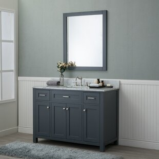 Daughtery 48 Single Bathroom Vanity Set by Charlton Home