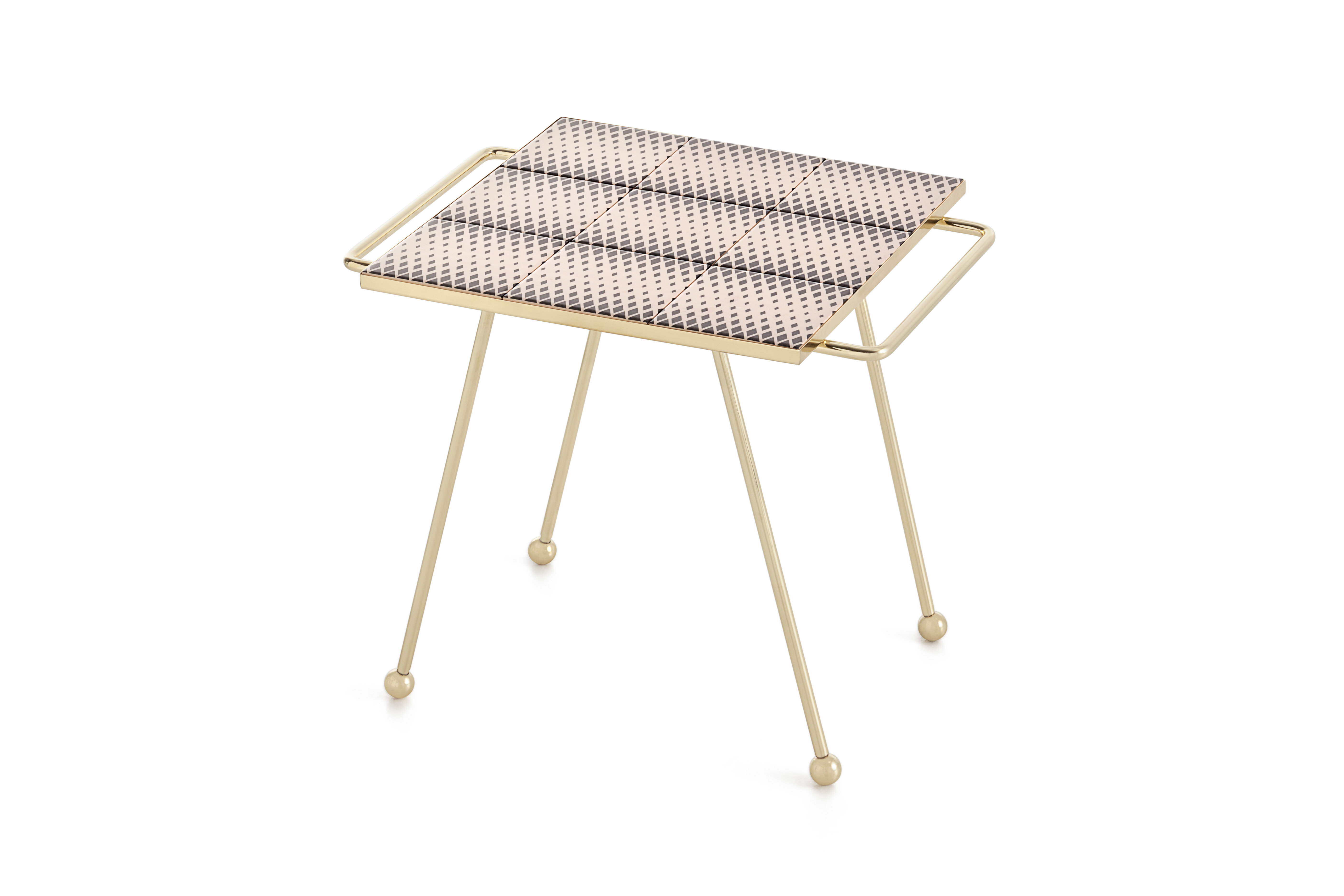 Gandia blasco mix match brass end table wayfair