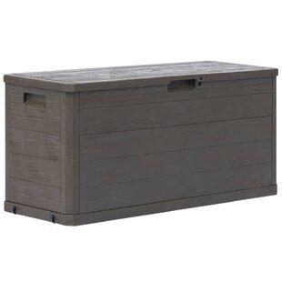 Garden 280 L Plastic Storage Box By WFX Utility
