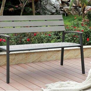 Saucedo Garden Bench