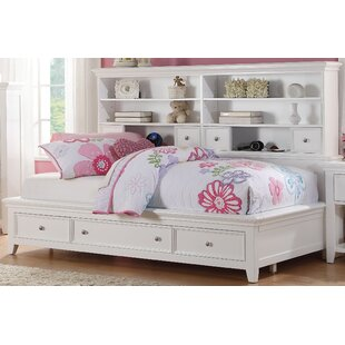Congdon Mate's Bed With Drawers by Harriet Bee 2019 Sale