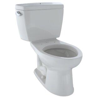 Toto Drake® Dual Flush Elongated Two-Pie..