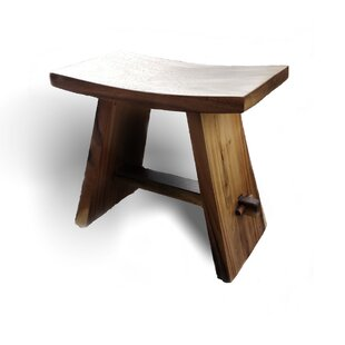 Marks Curve Stool By Alpen Home