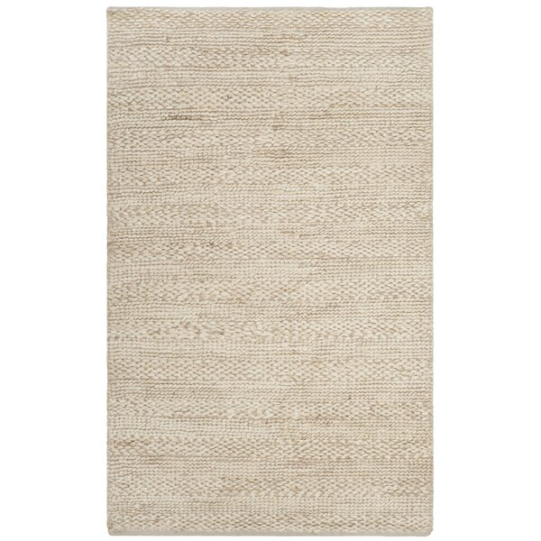 Laurel Foundry Modern Farmhouse Eco Smart Hand Woven Bleach Area Rug Reviews Wayfair