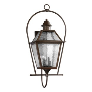 Laurel Foundry Modern Farmhouse Scheuerman 4-Light Outdoor Sconce