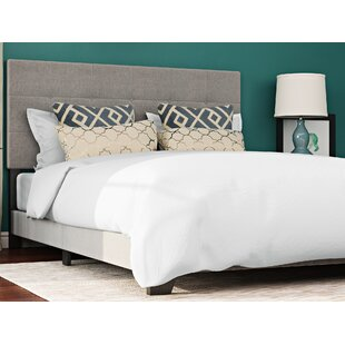Mercury Row Cloer Upholstered Panel Bed