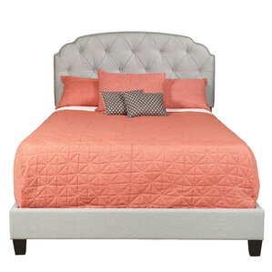 Anson Upholstered Panel Bed by Andover Mills
