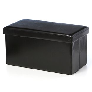 Arana Storage Ottoman by Wrought Studio