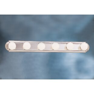 6-Light Bath Bar