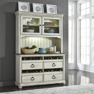 August Grove Gilbert China Cabinet