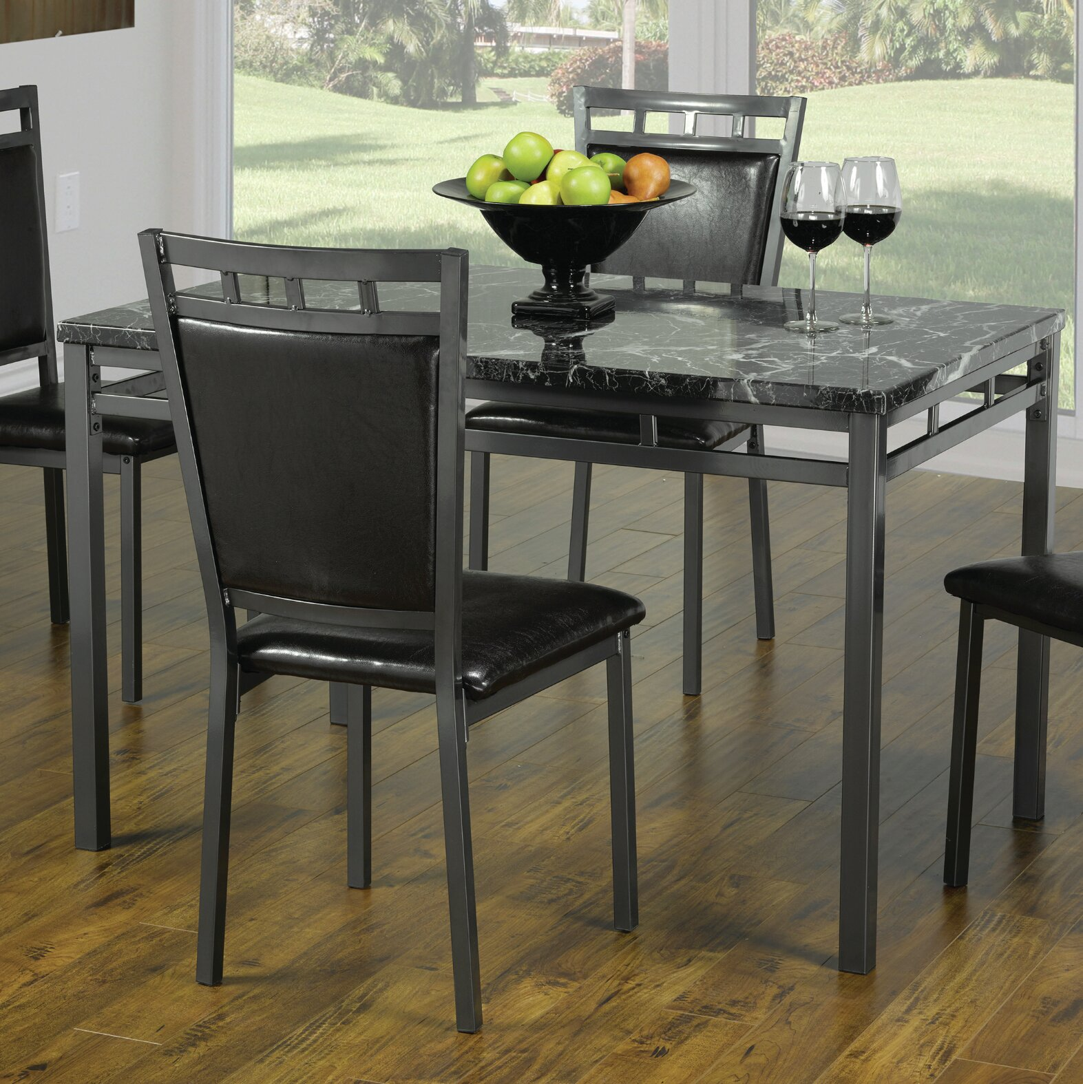 Winston Porter Mccrary Dining Table Wayfair
