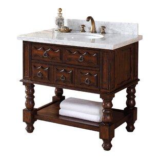 Avedon 36 Single Bathroom Vanity Base Only by Astoria Grand