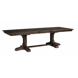 Gracie Oaks Matthew Extendable Solid Wood..