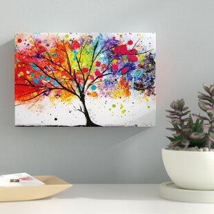 Trees Wall Art You Ll Love In 2019 Wayfair