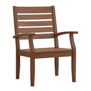 Hursey Patio Dining Chair (Set of 2)