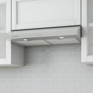 30 Slim 330 CFM Ducted Under Cabinet Range Hood