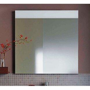 Check Prices Delos with Lighting Bathroom/Vanity Mirror By Duravit