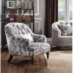 Clarendon Armchair by World Menagerie