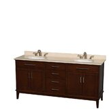 Hatton 72 Double Bathroom Vanity by Wyndham Collection