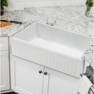 Porcelain Farmhouse Sink | Wayfair