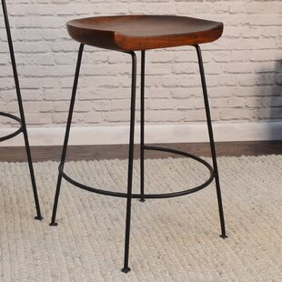 Axelle Counter 24.5 Bar Stool (Set of 2)