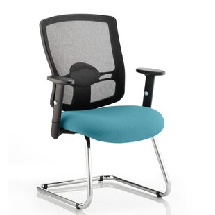 Mid-Back Mesh Cantilever Office Chair By Symple Stuff