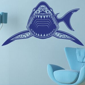 Shark Wall Decal Part 78
