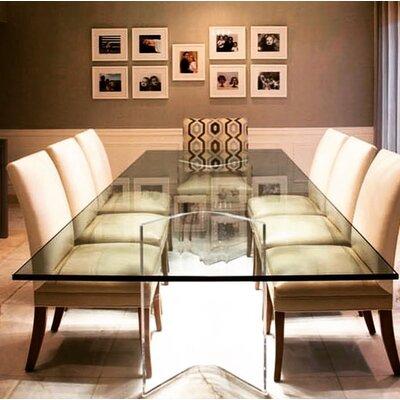 Shahrooz Curvology 42 X 72 Dining Table Reviews