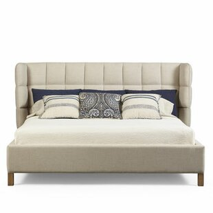 Check Prices Yasmine Upholstered Platform Bed by Brayden Studio Reviews (2019) & Buyer's Guide