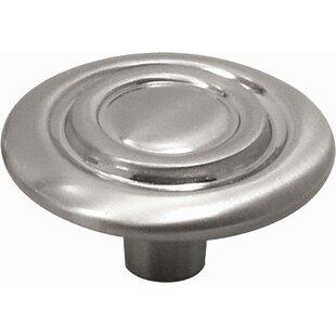 Cavalier Mushroom Knob