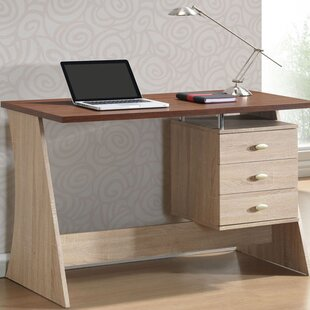 Check Prices Baxton Studio Parallax Desk By Wholesale Interiors
