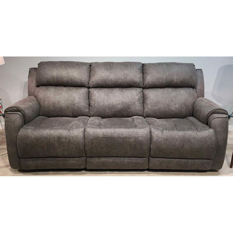 Southern Motion Safe Bet 89 Wide Pillow Top Arm Reclining Sofa Wayfair