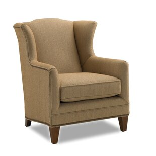 Harvard Wingback Chair by Sam Moore #1