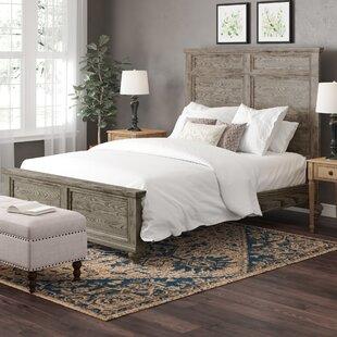 Lorsworth Queen Standard Bed by Greyleigh