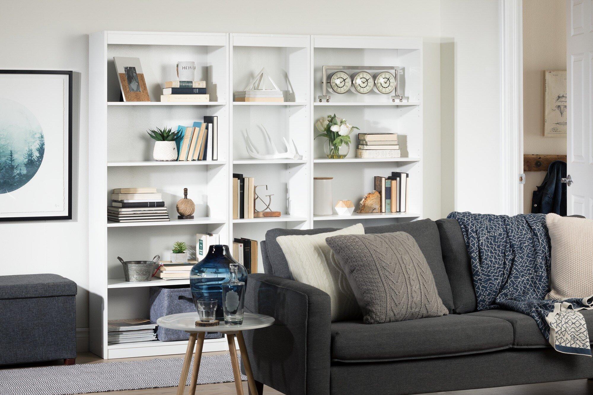 Bookshelf Ideas For Every Home Wayfair