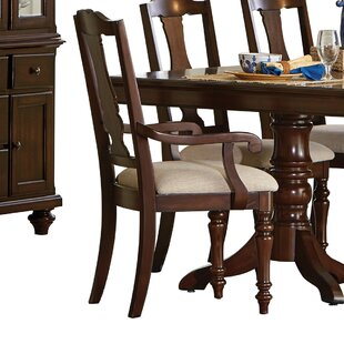 Curtice Upholstered Dining Armchair (Set ..