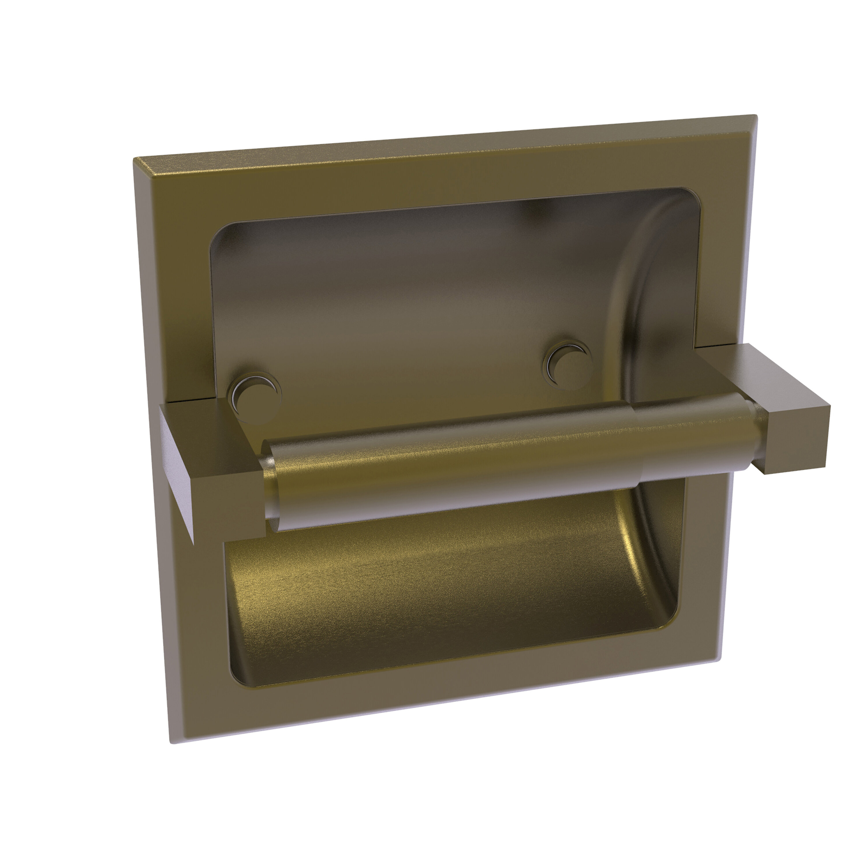 Arverne Recessed Toilet Paper Holder