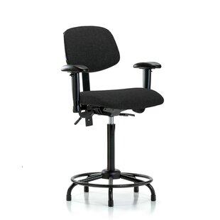 Maliyah Ergonomic Drafting Chair