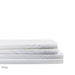 One Allium Way Pirtle 300 Thread Count Percale Sheet Set