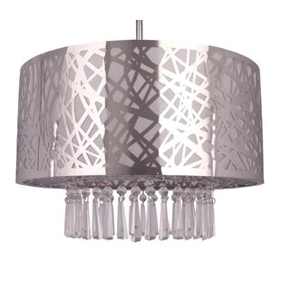 Mercer41 Clarens 3-Light Chandelier