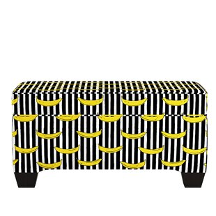 Paille Upholstered Storage Ben..