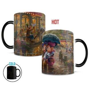 Disney Mickey and Minnie Paris France Coffee Mug