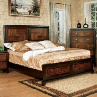 Comparison Vale Transitional Platform Bed by Millwood Pines Reviews (2019) & Buyer's Guide