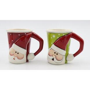 Santa Mugs Wayfair